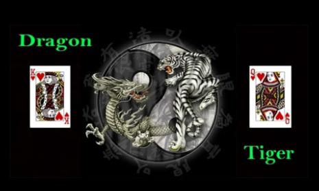 Cara dan Aturan Main Judi online Dragon Tiger